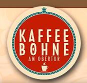 Kaffeebohne am Obertor