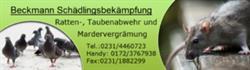 Beckmann Schädlingsbekämpfung Dortmund
