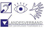 Landesverband der Gehörlosen Thüringen e. V. Gebärdensprachdolmetscher-Vermittlung
