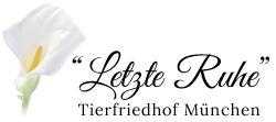 Tierfriedhof - Letze Ruhe