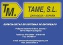 TAME, S.L. Encofrados