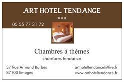 Art Hôtel Tendance