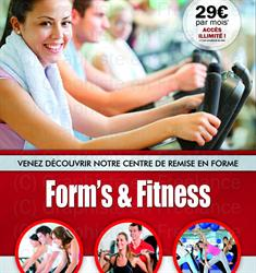 form's & fitness