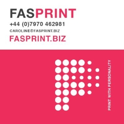 Fasprint Print with Personality