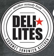 deli lites eating