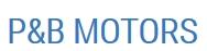P & b Motors