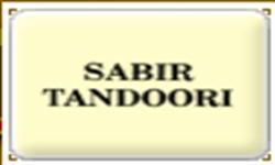 Sabir Tandoori