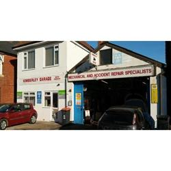Kimberley Garage Ltd