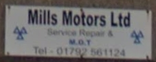 MILLS MOTORS LIMITED of Swansea