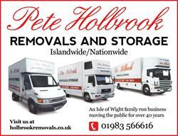 Pete Holbrook Removals