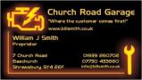 Church Road Garage (Baschurch) Ltd