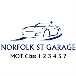 Northfolk St Garage