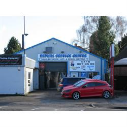 Redhill Service Centre Ltd
