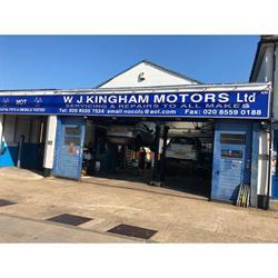 W J Kingham Motors