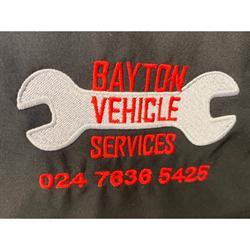 Bayton Vehicle Services