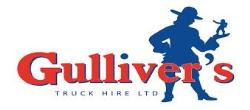 Gullivers Truck Hire Services