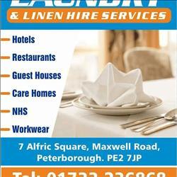 Peterborough Laundry & Linen Hire Services