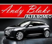 Andy Blake Alfa Romeo Specialists