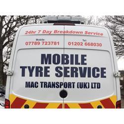 MAC Transport (UK) Ltd