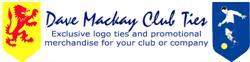 Dave Mackay Club Ties