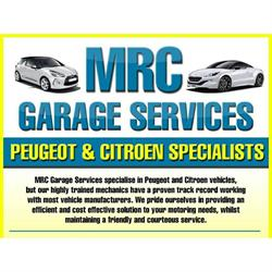 MRC Garage Services