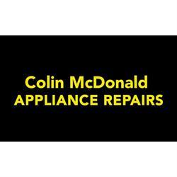 Colin McDonald Appliance Repairs