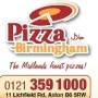 Pizza Birmingham