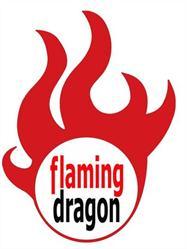 Flaming-Dragon