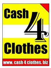 Cash4 Clothes
