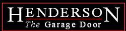 Henderson Garage Door Parts and Spares Specialist
