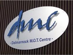 DALMARNOCK MOT CENTRE of Glasgow