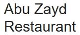 Abu Zayd Restaurant