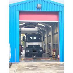 FLIT Self Drive & Argyll Testing Station