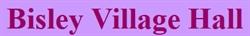 Bisley Village Hall