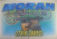 MORAN SANDBLASTING & POWDERCOATING