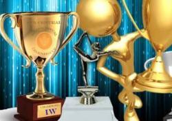 Sporty trophy