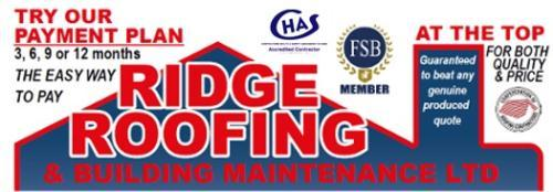 ridge roofing and scaffolding services
