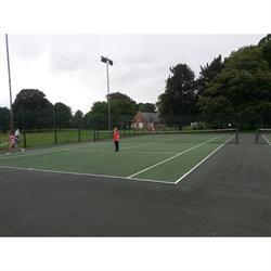 Adonis Worden Tennis Coach