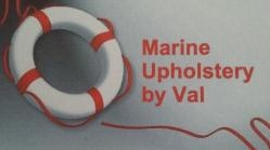 MARINE UPHOLSTERY BY VAL