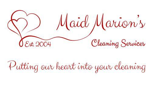 Maid Marion's Cleaning Services