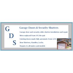G D S Garage Doors & Security Shutters