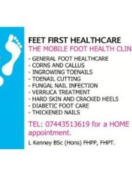 Feet First Healthcare
