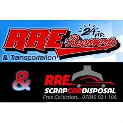 RRE 24 Hr Recovery & Breakdown Service