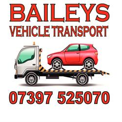 Bailey's Vehicle Transport