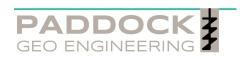 Paddock Geo Engineering