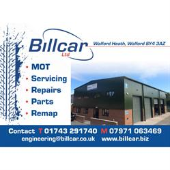 Billcar Limited