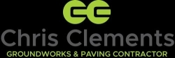 chris clements groundworks and paving contractor