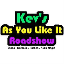 Kevs As You Like It Roadshow