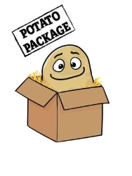 potato package