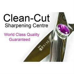 Clean-Cut Scissor Sharpening Centre
